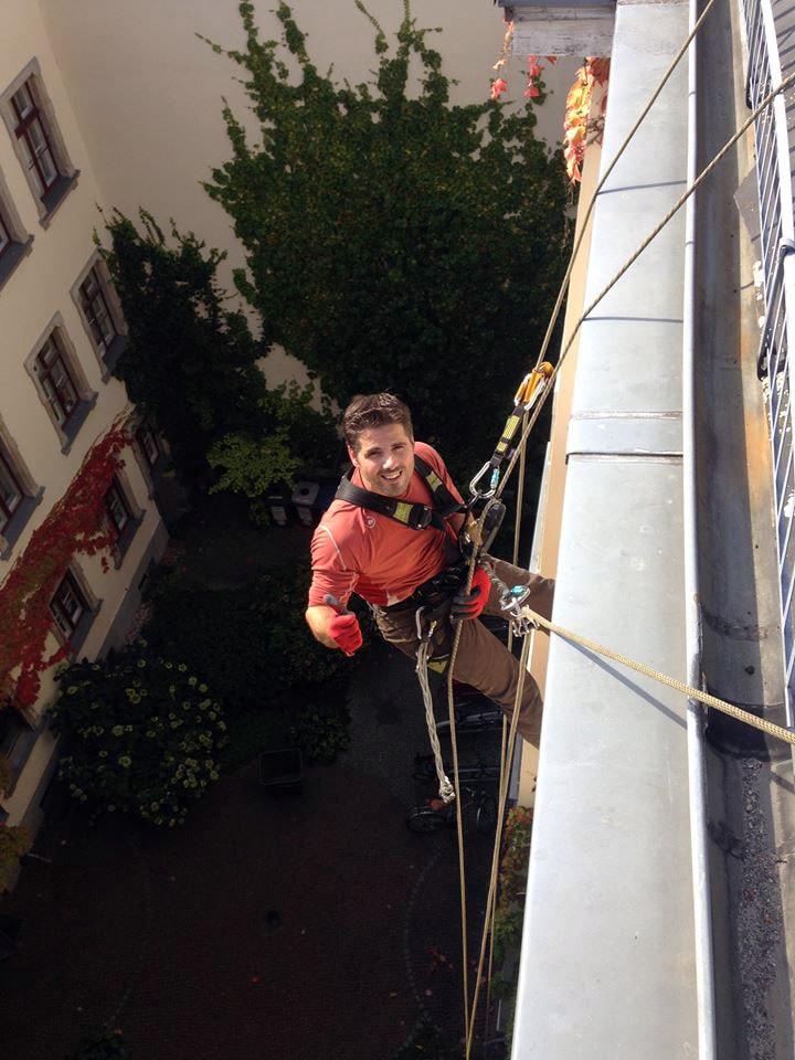 Lucas vom Dach